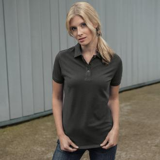 HRM Ladies Heavy Polo